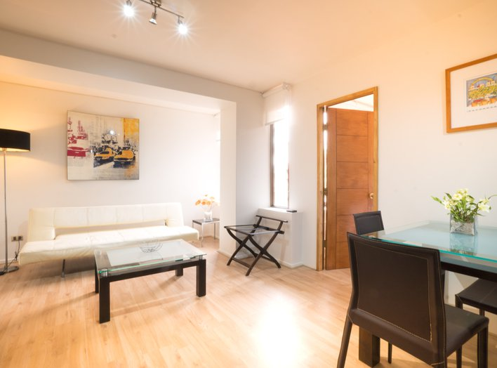 Best Location Apartment in Providencia